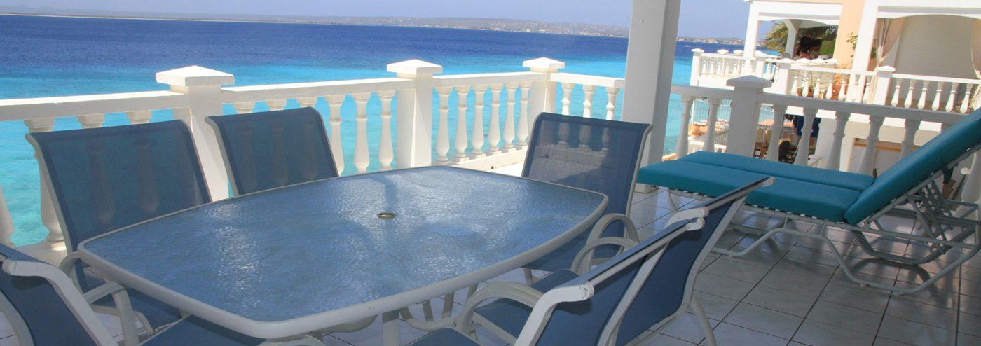 Bonaire Oceanfront Condo